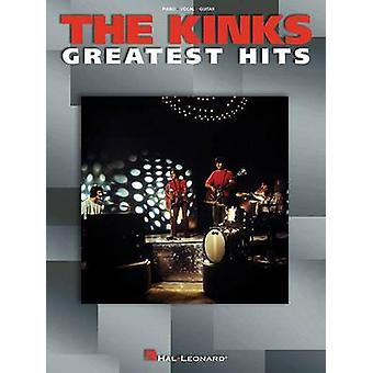 The Kinks Greatest Hits - 9780634035807 Book