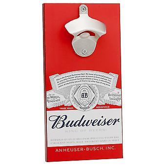 Budweiser pullon avaaja magneettinen Cap sieppari