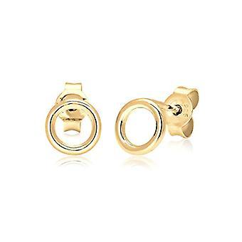 Elli øredobber kvinners PIN i sølv 925 0308641016