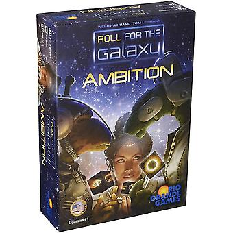 Rio Grande Games Ambition Roll for The Galaxy Expansion Dice Game