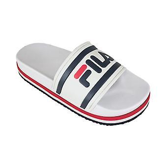 Rij sneakers Casual rij Morro Bay Zeppa Wmn White/stripe 0000088282_0