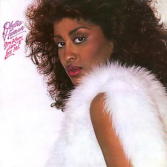 Phyllis Hyman - You Know How to Love Me [CD] USA import
