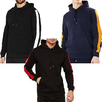 Brave Soul Mens Majestic Long Sleeve Pullover Sweatshirt Jumper Hoodie Hoody