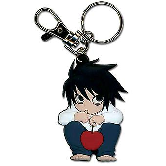 Key Chain - Death Note - New Chibi L Toys Gifts Anime PVC Licensed ge3987