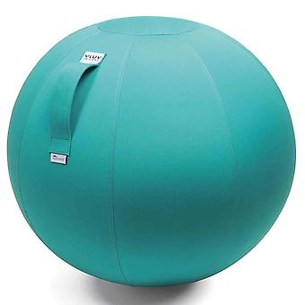 Vluv Aqva outdoor seat ball diameter 60-65 cm Aruba blue / light blue