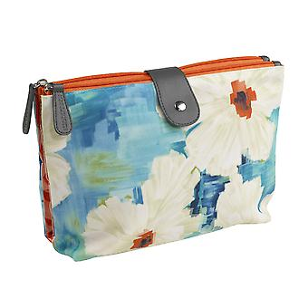 Wash Bag - Harlequin Range by Wild & Wolf