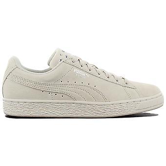 Puma Suede Jewel 367273-02 Damen Schuhe Beige Sneaker Sportschuhe