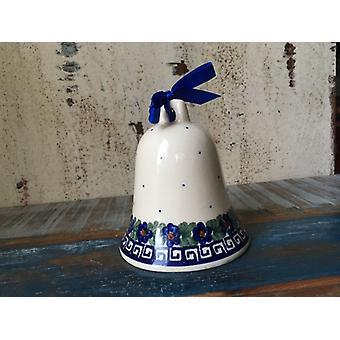 Glocke groß Unikat, Schnäppchen, Restposten, 3. Wahl, antik, Glasurrisse