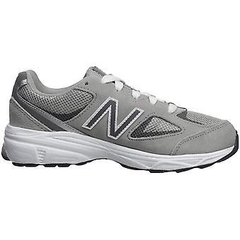 Nieuwe Balance Boys ' 888v2 hardloopschoen, grijs/grijs, grijs/grijs, maat 2 Wide baby