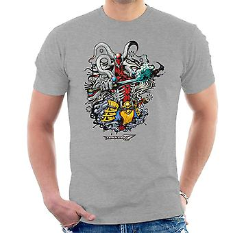 Tekken 7 Yoshimitsu Demon Sword Men's T-Shirt