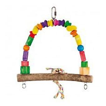Mgz Alamber Medium Arch Swing Wood 30x28 Cm