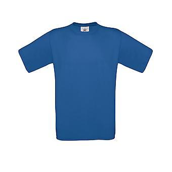 B & C Mens exakt 150 kortärmad T-Shirt