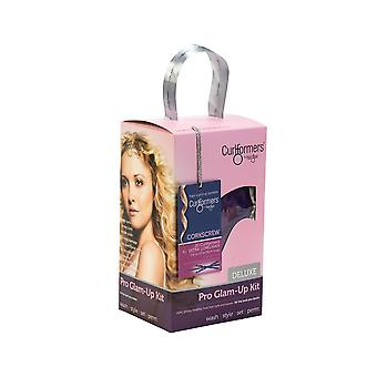 Curlformers Glam Up Kit - Deluxe Corkscrew Curls Extra Long