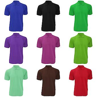 Kustom Kit Mens Klassic Superwash manches courtes Polo Shirt