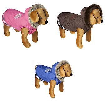 Animal Kingdom Doggy Things Waffle Dog Coat