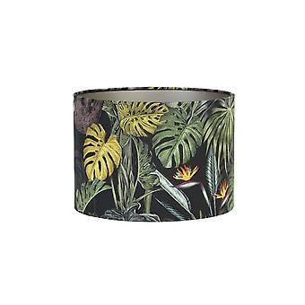 Light & Living Cylinder Shade 40x40x30cm Rica Jungle