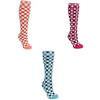 Trespass Womens/Ladies Marci Ski Socks
