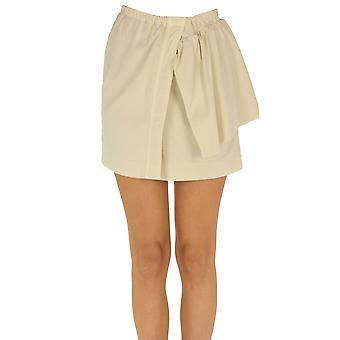 N°21 Ezgl068162 Women's Beige Cotton Skirt