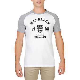 Oxford University Original Men All Year T-Shirt - Grey Color 55669