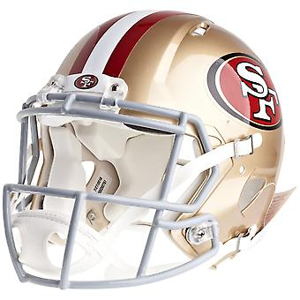 Riddell Speed Authentic Helmet - NFL San Francisco 49ers