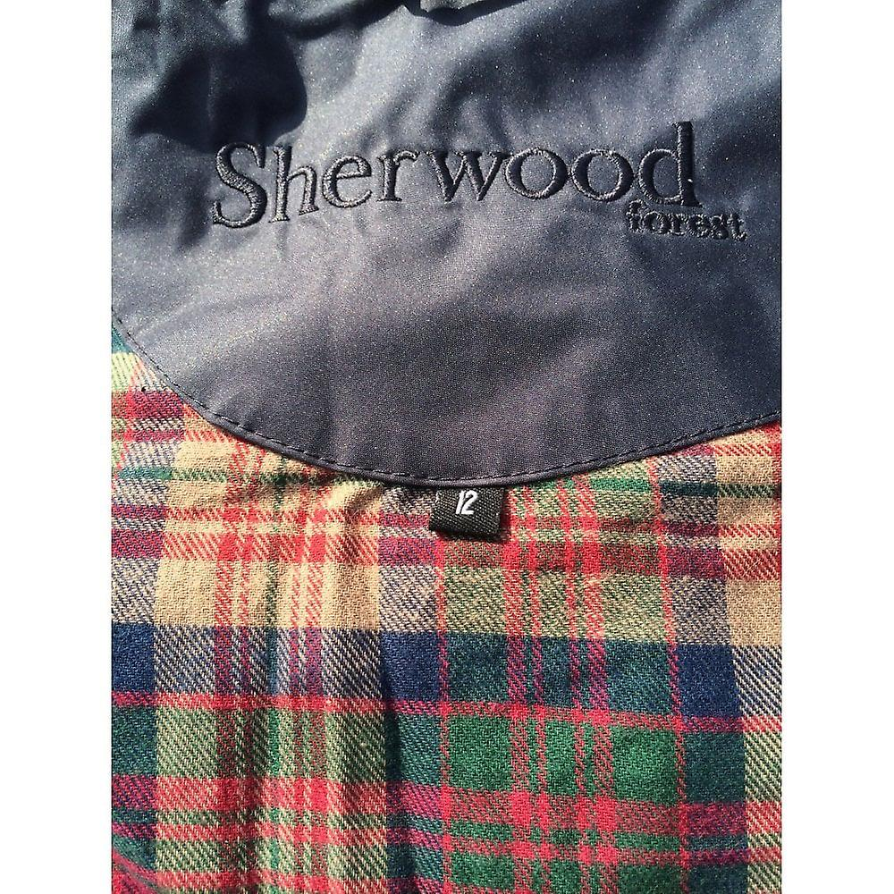 Sherwood Richmond Waterproof Coat - Navy