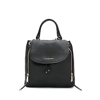 Michael By Michael Kors 30f6gvbb3l001 Women's Black Leather Backpack