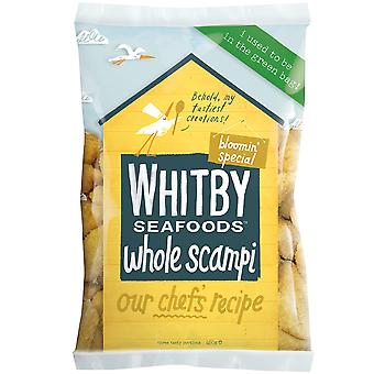Whitby Frozen Breaded Scampi