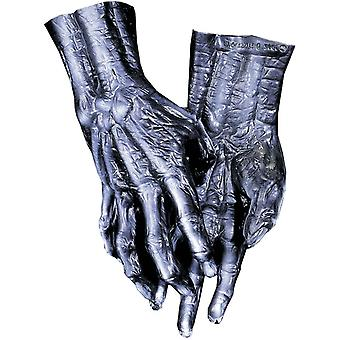 Hands Skeleton Black