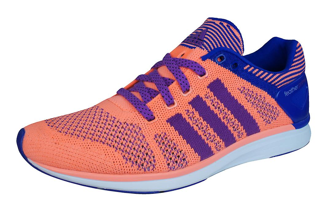sneakers for cheap reliable quality size 40 adidas Adizero Feather Prime Womens Running Trainers / Shoes - Orange