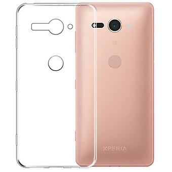 Shell, Sony Xperia XZ2 Compact, translucent rubber,