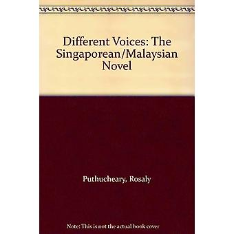 Different Voices - The Singaporean/Malaysian Novel - 9789812309112 Book