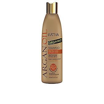 Kativa Argan Olie Shampoo 1000 Ml voor vrouwen