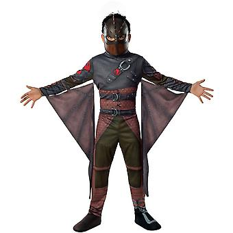 How To Train Dragon Child Costume