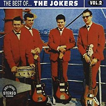 Jokers - Best of the Jokers Vol. 2 [CD] USA import