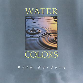 Pete Bardens - Water Colours [CD] USA import