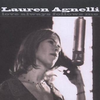 Lauren Agnelli - Love Always Follows Me [CD] USA import