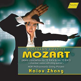 Piano Conertos 12 & 13 [CD] USA import