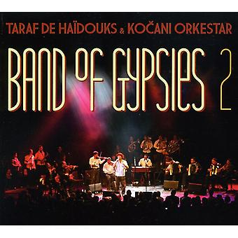 Taraf De Haidouks & Kocani Orkestar - Band of Gypsies 2 [CD] USA import