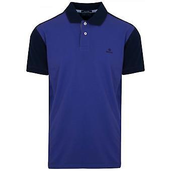 GANT College blau Polo Shirt