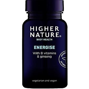 Higher Nature Energise Vegan Tabs 90 (BVI090)