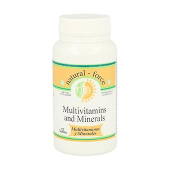 Multivitamins and Minerals 100 tablets