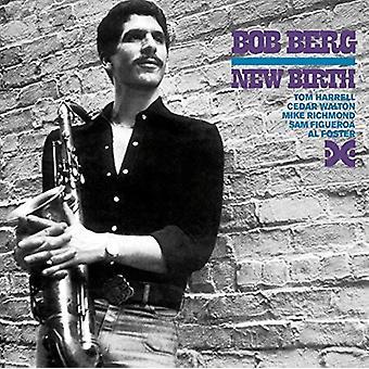 Bob Berg - New Birth [CD] USA import