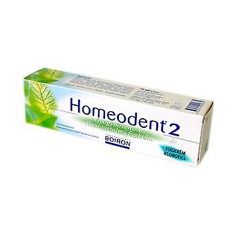 Homeodent 2 Bifluore Klorofylli 75 ml