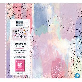 First Edition Bloom y Wonder 8x8 Inch Album