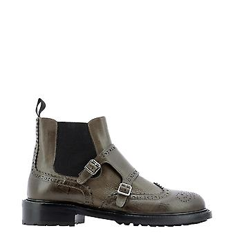 Guglielmo Rotta 5882dtoledotaupe Women's Brown Leather Ankle Boots