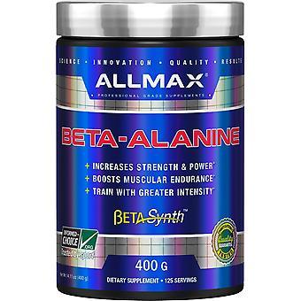 ALLMAX Nutrition, Beta-Alanine, 14.11 oz (400 g)