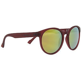 Sonnenbrille Unisex  LacePanto transparent rot / gelb