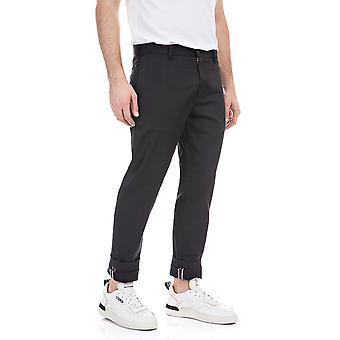 Replay Men's Stretch Chino Pants Tailored Fit