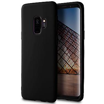 Shell for Samsung Galaxy S9+ Black TPU Protection Case