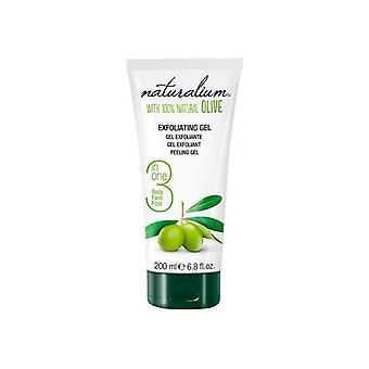 Olive Naturalium Face Exfoliator (200 ml)